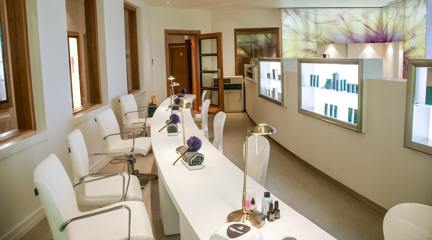 Champneys Resort Spa, Tring. Manicure & Pedicure Salon