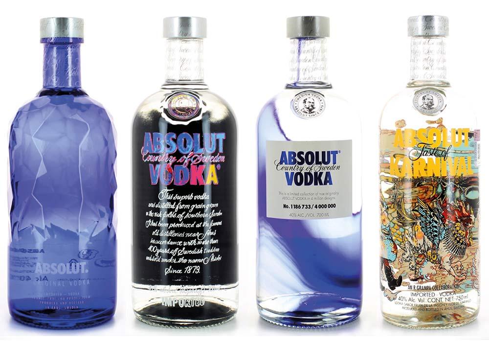 Case study bottles