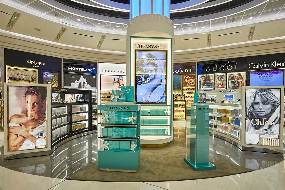 Changi, Singapore - Travel Retail Design